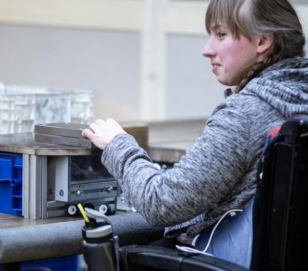 Ausgleichsabgabe Schwerbehinderte